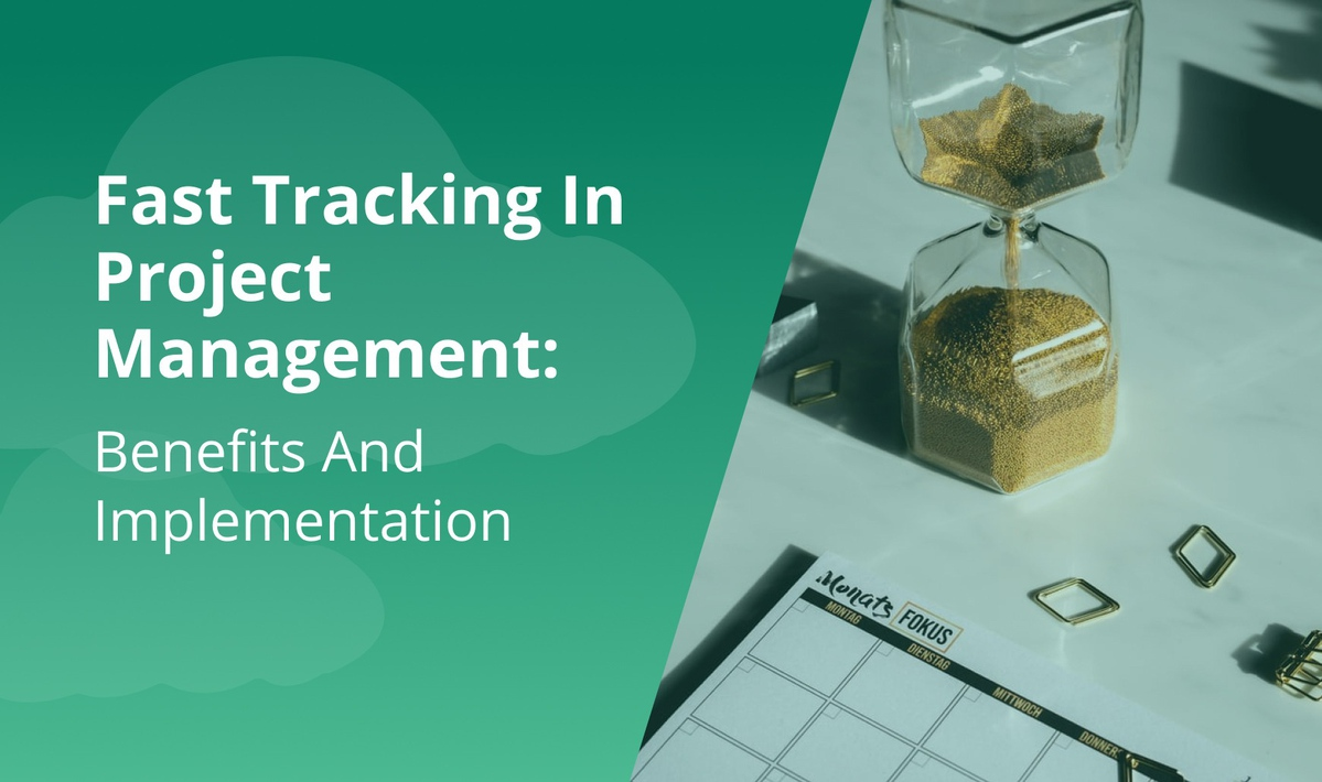 `img for Fast Tracking In Project Management: Benefits & Implementation article`