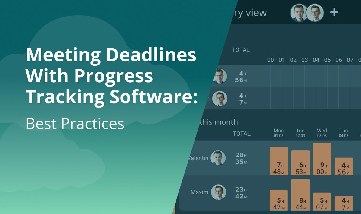 `img for Meeting Deadlines With Progress Tracking Software: Best Practices article`